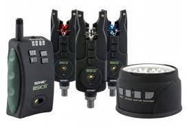 Sonik Sks beetverklikker set + gratis Bivy lamp