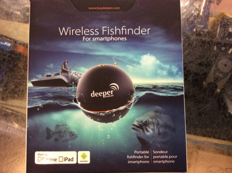 Deep Fishfinder