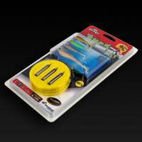 Rage Dropshot fish snax kit 3pc 5gram